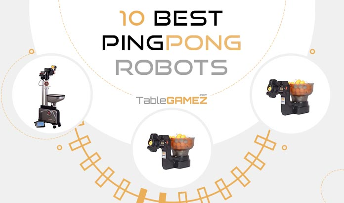 top ping pong robots to buy