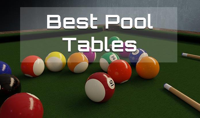best billiard tables